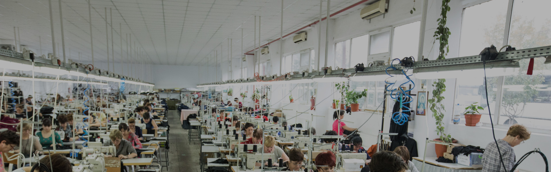 fast fashion factory romania